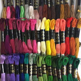 DMC オリンパス混合刺繍糸 50色50本  18