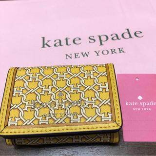 ケイトスペードニューヨーク(kate spade new york)のケイトスペード 三つ折り 財布 新品(財布)