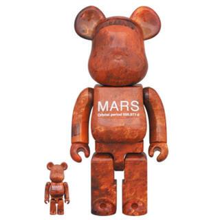 メディコムトイ(MEDICOM TOY)の琥太郎様専用!BE@RBRICK MARS 100%&400%(その他)