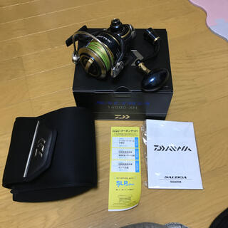 DAIWA - DAIWA 20ソルティガ 14000xg