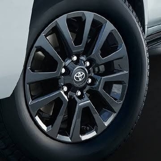 トヨタ - ランドクルーザープラド ブラックエディション純正ホイール