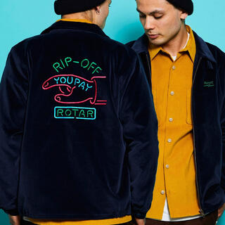 ROTAR - YOU PAY Souvenir Jacket スーベニアジャケット