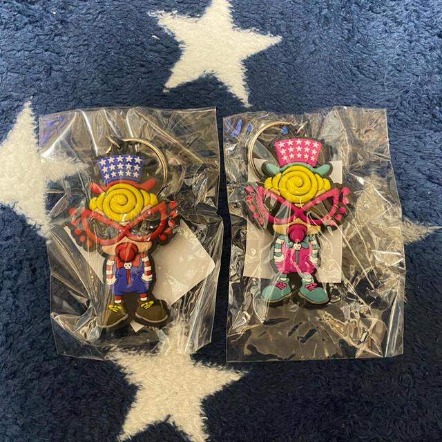 HYSTERIC MINI(ヒステリックミニ)のヒステリックミニ  ガチャガチャ キーホルダー キッズ/ベビー/マタニティのこども用ファッション小物(その他)の商品写真