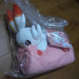 ポケモン - ☆新品☆ ポケモン ピカピカボックス ヒバニー ブランケット 非売品