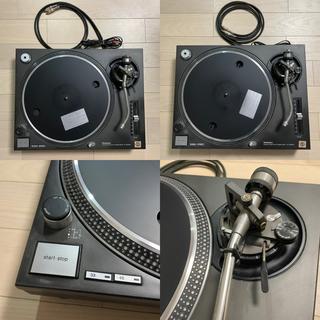 パナソニック(Panasonic)の②Technics SL1200MK3 Belden8412 ケーブルカスタム(ターンテーブル)