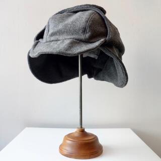 COMOLI - COMESANDGOES ARMY EAR CAP キャップ