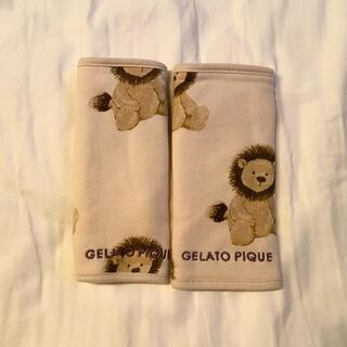 gelato pique - ジェラートピケ 抱っこ紐カバー ライオン