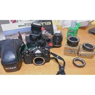 Nikon - Nikon FE2 その他セット