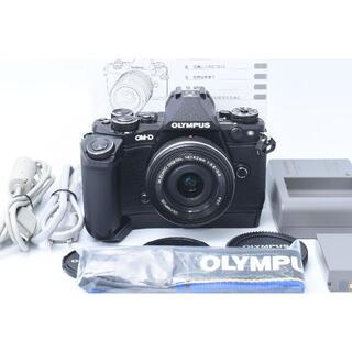 OLYMPUS - ★美品★ OLYMPUS OM-D E-M5 MarkⅡ標準レンズセット