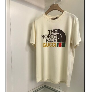 Gucci - Gucci The North Face Tシャツ 半袖