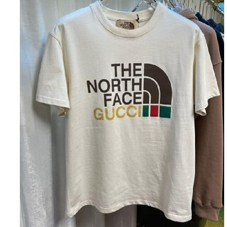 Gucci - Gucci×The North Face  グッチ  Tシャツ  特価