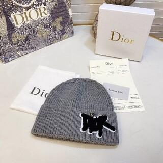Dior - ぼうし Dior ディオール ニット帽子