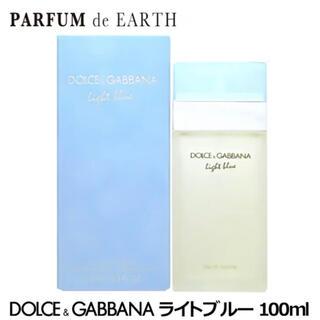 ドルチェアンドガッバーナ(DOLCE&GABBANA)のDOLCE&GABBANA 香水100ml[ショッパー付き](ユニセックス)