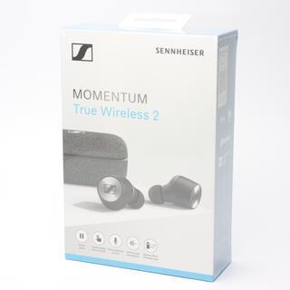 ゼンハイザー(SENNHEISER)の✨新品未使用❣️ゼンハイザー MOMENTUM TRUE WIRELESS 2(ヘッドフォン/イヤフォン)