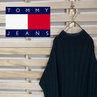 トミーヒルフィガー(TOMMY HILFIGER)のTOMMY JEANS トミージーンズ★ニット セーター(ニット/セーター)