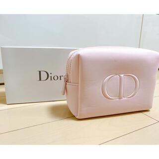 Dior - ディオール ピンクポーチ