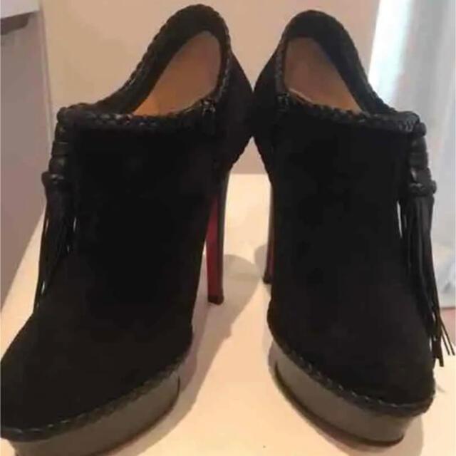 Christian Louboutin(クリスチャンルブタン)のクリスチャン ルブタン ブーティ ブーツ レディースの靴/シューズ(ブーツ)の商品写真