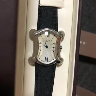 celine - セリーヌ ブラゾン 腕時計