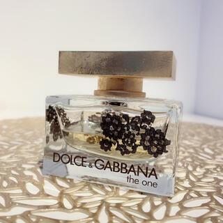 ドルチェアンドガッバーナ(DOLCE&GABBANA)のドルガバ ♤the one♤ザワん 香水 パフューム(ユニセックス)