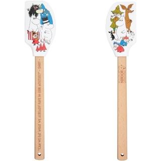 【新品】 ムーミン スパチュラ スクレーパー L(調理道具/製菓道具)