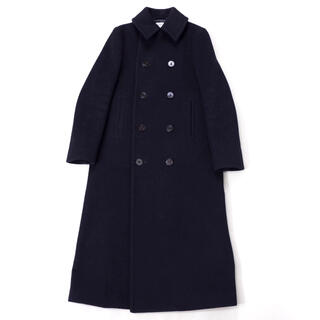 HYKE - HYKE【Long Pea Coat】