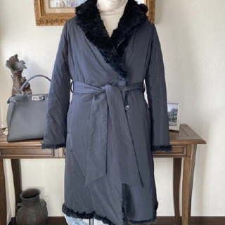 STRAWBERRY-FIELDS - リバーシブル 綺麗デザイン!ファーコート