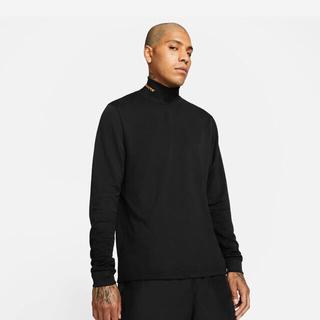 ナイキ(NIKE)のNIKE NOCTA ナイキ ブラック モックネック トップ M(Tシャツ/カットソー(七分/長袖))
