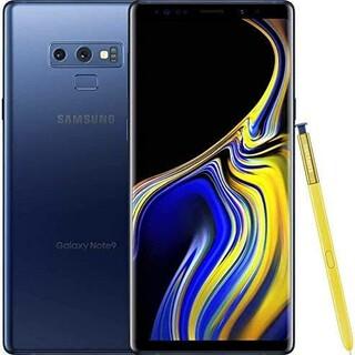 SAMSUNG - Galaxy Note9 Ocean Blue 128 GB SIMフリー