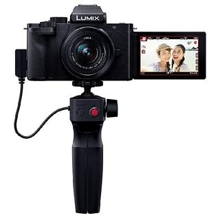 Panasonic - パナソニック Vlog ミラーレス一眼カメラ ルミックス G100V 標準ズーム