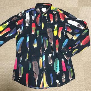 Paul Smith - 【パリコレモデル】paul smith ポールスミス フェザーシャツ  Sサイズ