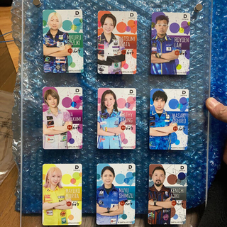 ターゲット(Target)のダーツライブカードと鈴木未来選手モデルのバレル(ダーツ)
