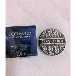 Dior - ディオール dior  クッションファンデーション on フォーエバークッション