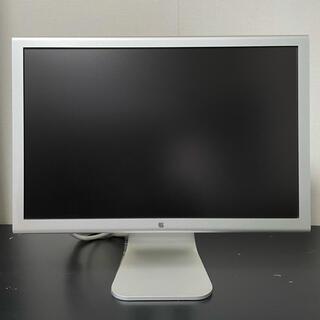 アップル(Apple)のhongson様専用【ジャンク品】Cinema Display 20-inch(ディスプレイ)