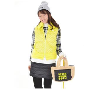 ニューバランス(New Balance)の新品 ニューバランスゴルフ 4点セット ダウンベスト スカート セーター ニット(ウエア)