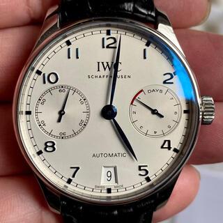 インターナショナルウォッチカンパニー(IWC)のK様用美品 現行ポルトギーゼ IW500705(腕時計(アナログ))