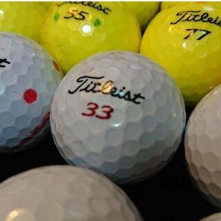 タイトリスト(Titleist)の【B~C級】VG3 26球 タイトリスト ロストボール ゴルフボール(その他)