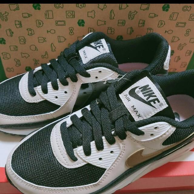 NIKE(ナイキ)の新品【NIKE】W AIR MAX 90 23.5cm レディースの靴/シューズ(スニーカー)の商品写真