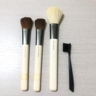 シセイドウ(SHISEIDO (資生堂))の【毛質:山羊】資生堂 SHISEIDO 化粧筆 メイクブラシ(ブラシ・チップ)