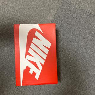 ナイキ(NIKE)のNIKEの靴の箱(その他)