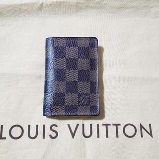 LOUIS VUITTON - Louis Vuitton ダミエ カード 名刺入れ
