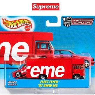 シュプリーム(Supreme)の【新品】Supreme Hot Wheels Fleet Flyer BMW(ミニカー)
