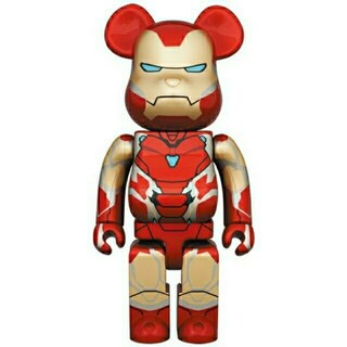 メディコムトイ(MEDICOM TOY)のBE@RBRICK IRON MAN MARK 85 1000%(その他)