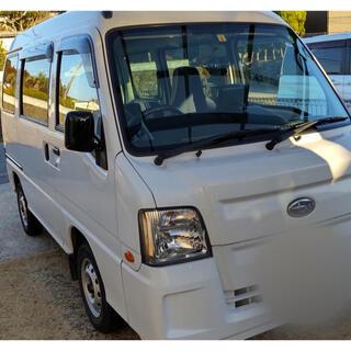 スバル - 平成22年 サンバーバン トランスポーター R4年6月 AT PS PW ナビ付