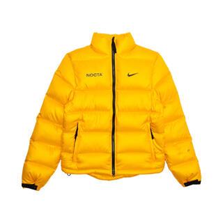 ナイキ(NIKE)のNike x Drake NOCTA Puffer Jacket Yellow(ダウンジャケット)