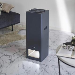 バルミューダ(BALMUDA)のBALMUDA The Pure グレー 新品(空気清浄器)
