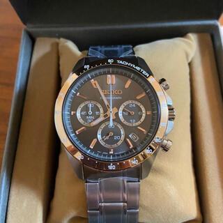 セイコー(SEIKO)のセイコー スピリットSEIKO クオーツ時計セイコーセレクション SBTR026(腕時計(アナログ))
