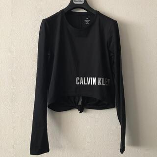 Calvin Klein - カルバンクライン   長袖 トップス スポーツウエア