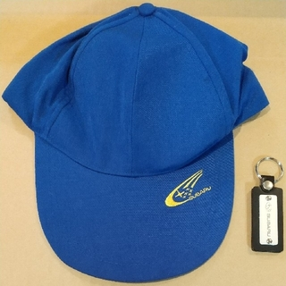 スバル - スバル SUBARU 帽子 キーホルダー セット