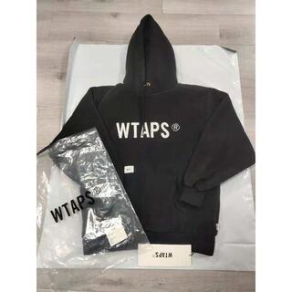 W)taps - WTAPS DOWNY/SWEATSHIRT.POLY パーカー