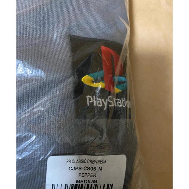 Supreme(シュプリーム)のTravis Scott PlayStation Crewneck トレーナー メンズのトップス(スウェット)の商品写真